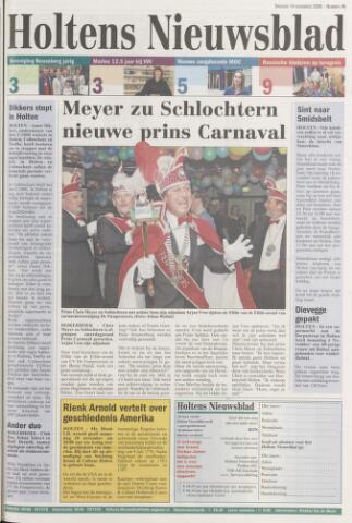 Holtens Nieuwsblad 2006-11-14