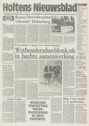 Holtens Nieuwsblad 1994-04-14