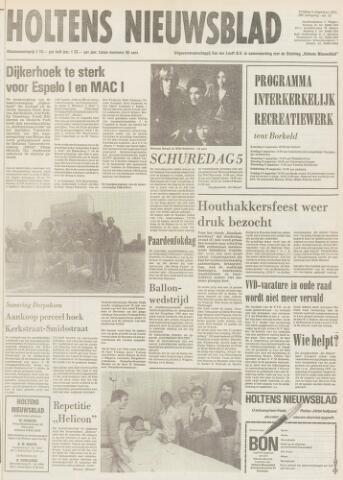 Holtens Nieuwsblad 1978-08-04