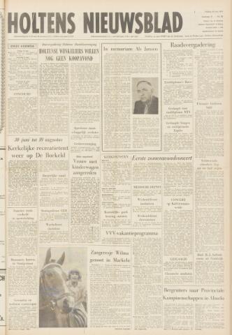 Holtens Nieuwsblad 1969-06-20