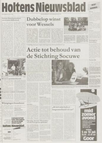 Holtens Nieuwsblad 1996-07-04