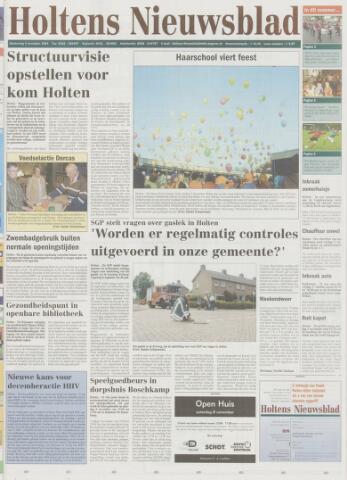 Holtens Nieuwsblad 2003-11-06