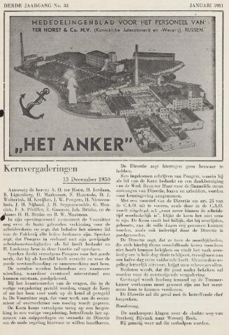 Het Anker 1951-01-01