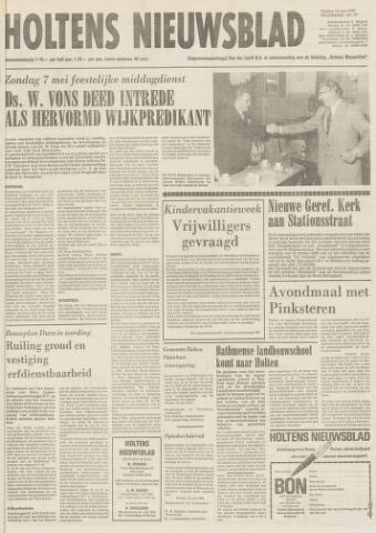 Holtens Nieuwsblad 1978-05-12