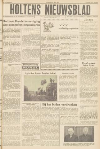 Holtens Nieuwsblad 1957-06-22