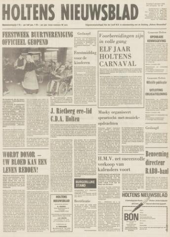 Holtens Nieuwsblad 1978-10-06