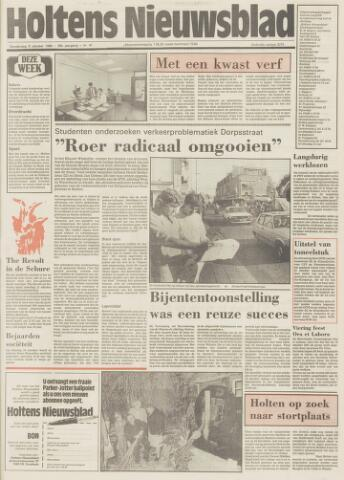 Holtens Nieuwsblad 1986-10-09