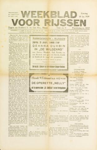 Weekblad voor Rijssen 1939-01-28