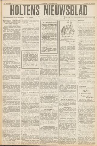 Holtens Nieuwsblad 1951-12-01