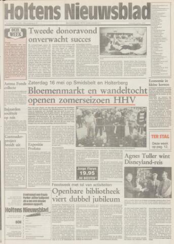 Holtens Nieuwsblad 1992-05-07