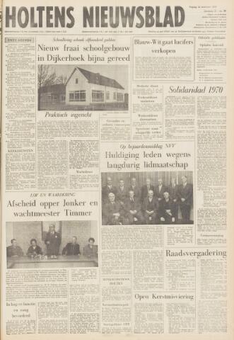 Holtens Nieuwsblad 1970-12-18