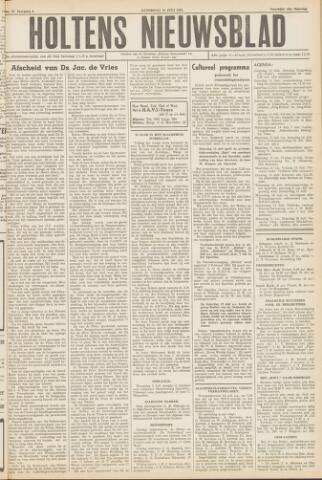 Holtens Nieuwsblad 1952-07-12