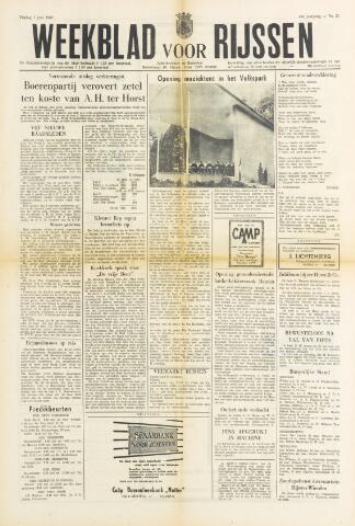 Weekblad voor Rijssen 1962-06-01