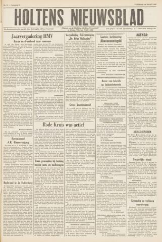 Holtens Nieuwsblad 1961-03-18
