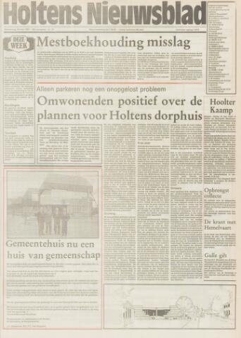 Holtens Nieuwsblad 1987-05-14