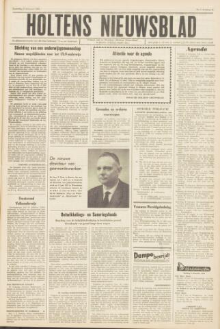 Holtens Nieuwsblad 1964-02-08