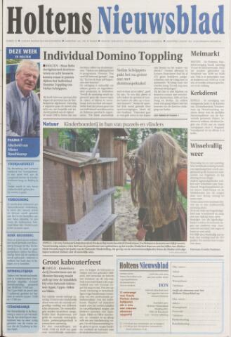 Holtens Nieuwsblad 2007-05-15