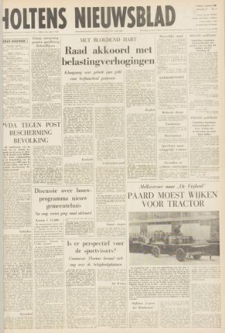 Holtens Nieuwsblad 1969-01-03
