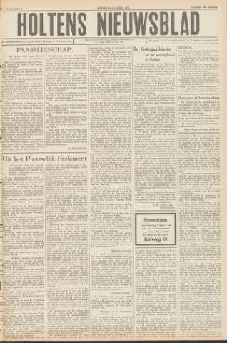 Holtens Nieuwsblad 1952-04-12