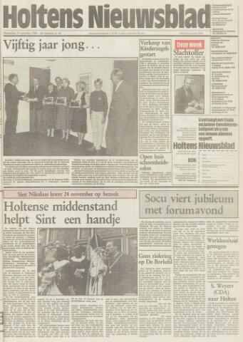 Holtens Nieuwsblad 1984-11-15