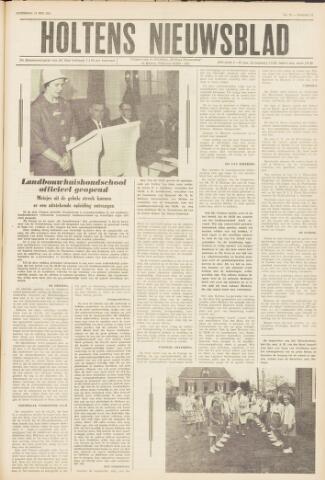 Holtens Nieuwsblad 1962-05-19