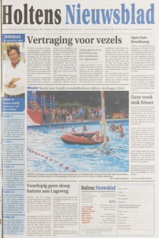 Holtens Nieuwsblad 2007-08-28