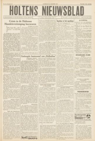 Holtens Nieuwsblad 1958-10-25