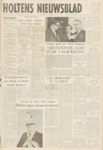 Holtens Nieuwsblad 1969-02-07