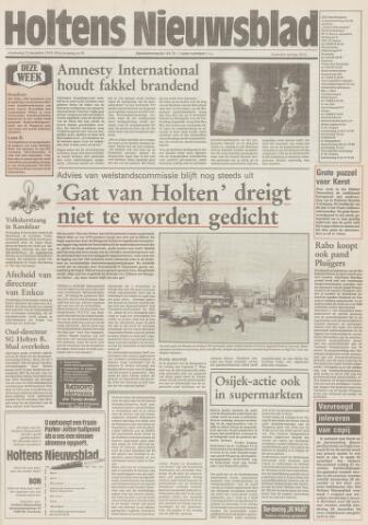 Holtens Nieuwsblad 1991-12-12