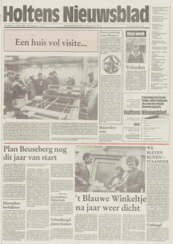 Holtens Nieuwsblad 1985-03-07