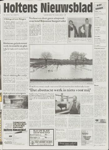 Holtens Nieuwsblad 1998-11-05