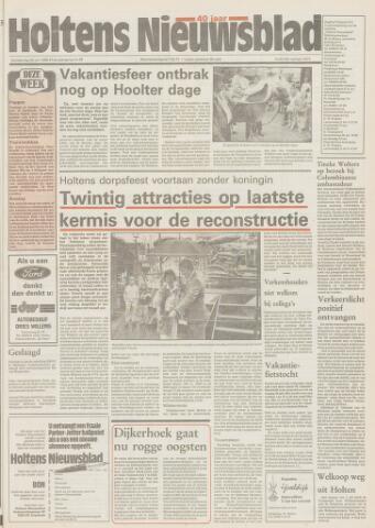 Holtens Nieuwsblad 1989-07-20