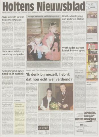 Holtens Nieuwsblad 2002-01-10