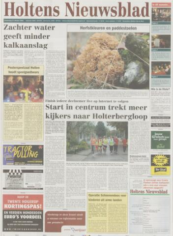 Holtens Nieuwsblad 2005-10-27