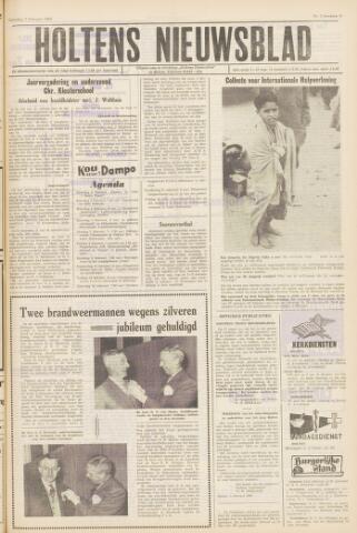 Holtens Nieuwsblad 1963-02-02