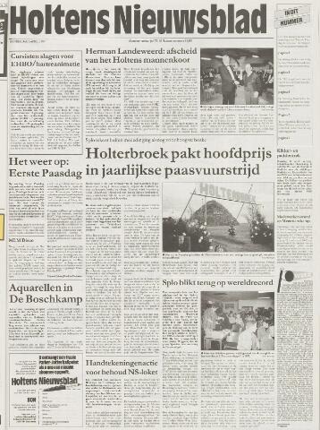 Holtens Nieuwsblad 1997-04-03