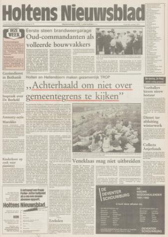 Holtens Nieuwsblad 1991-06-13