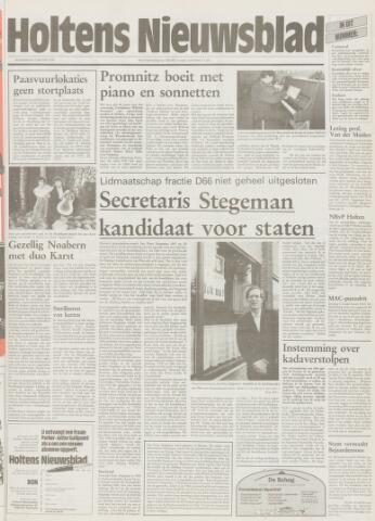 Holtens Nieuwsblad 1995-03-02