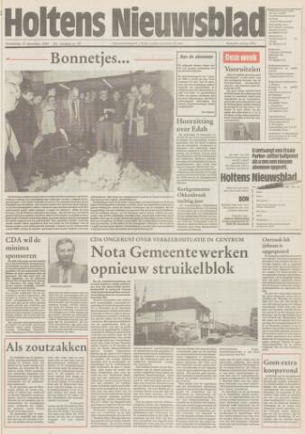 Holtens Nieuwsblad 1984-12-13
