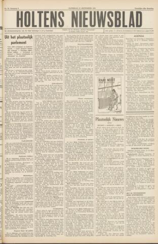 Holtens Nieuwsblad 1954-09-11