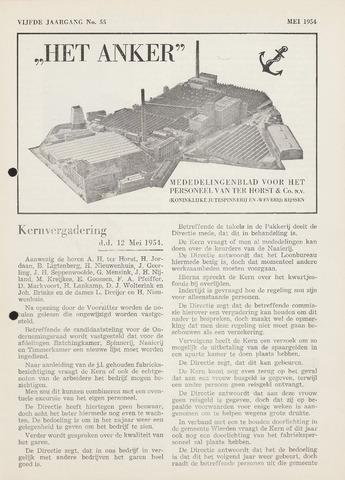 Het Anker 1954-05-01