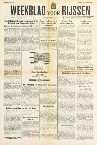 Weekblad voor Rijssen 1960-11-18
