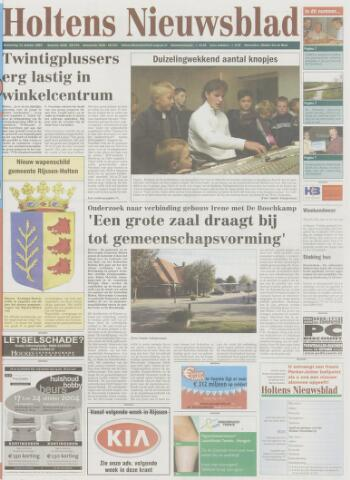 Holtens Nieuwsblad 2004-10-14