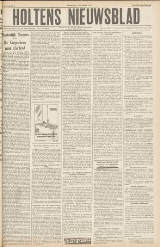 Holtens Nieuwsblad 1954-10-09