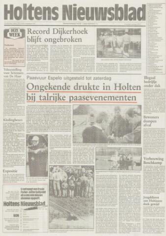 Holtens Nieuwsblad 1991-04-04