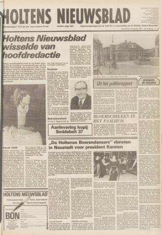Holtens Nieuwsblad 1981-08-13