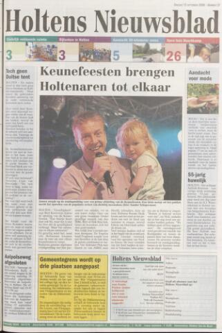 Holtens Nieuwsblad 2006-09-12