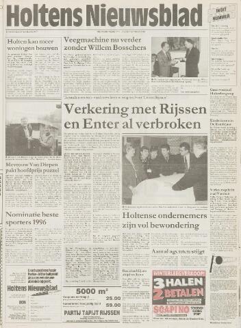 Holtens Nieuwsblad 1997-01-23