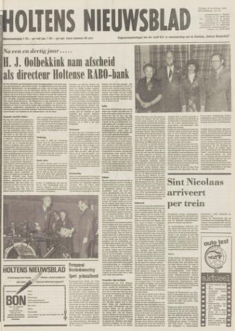Holtens Nieuwsblad 1978-11-10
