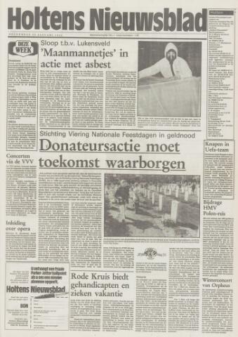 Holtens Nieuwsblad 1994-01-20